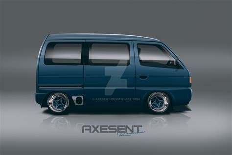 suzuki every suzuki every kei ver 3 by axesent on deviantart