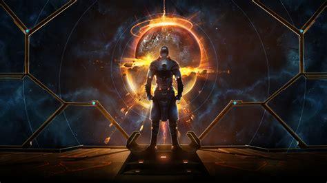 Starpoint Gemini Warlords 2017 4k, Hd Games, 4k Wallpapers