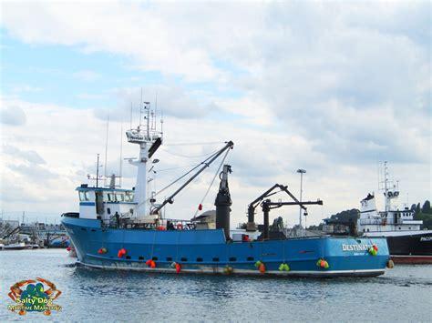 The Destination Alaska Crab Boat by Destination Alaska Crab Boat Sank Deadliest Catch Noaa