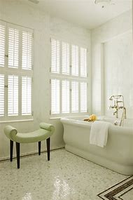 White Bathroom Tiles Sparkle