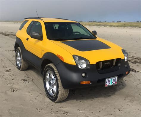 2001 Isuzu Vehicross by 2001 Isuzu Vehicross For Sale On Bat Auctions Sold For