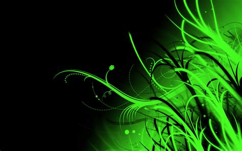 Green Abstract Wallpaper by Abstract Wallpaper Green By Phoenixrising23 On Deviantart