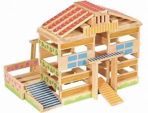 Jeux Exterieur Pas Cher : jeux construction bois pas cher vente jouet bois discount ~ Farleysfitness.com Idées de Décoration