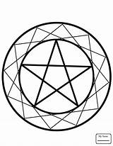 Wiccan Coloring Pentacle Wicca Pages Pentagram Drawing Element Drawings Printable Elemental Elements Culture Template Supercoloring Getdrawings Sketch Categories sketch template