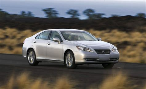 lexus cars 2008 2008 lexus es350 review reviews car and driver