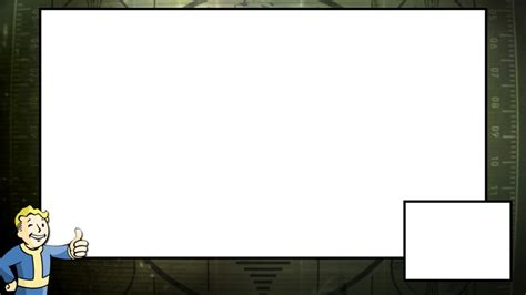 twitch stream template overlays skyrim fallout 3 overlay by whammodesigns on deviantart