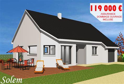 prix de construction d une maison constructeur maisons individuelles 76 haute normandie modele solem constructeur de maison dieppe