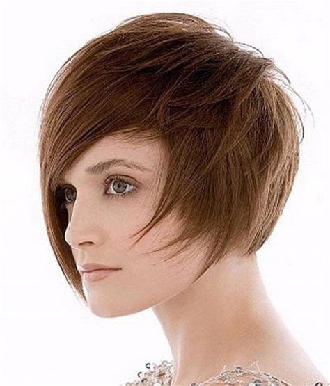 trendy short hairstyles for round faces 25 pictures of trendy short haircuts 2012 2013 short