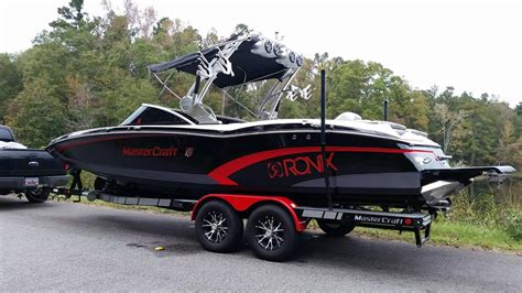 X46 Ski Boat by 2015 Mastercraft X46 For Sale