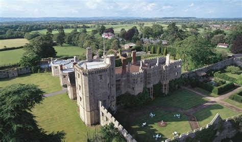 Stay in a castle - Thornbury Castle rooms
