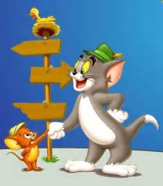 Tom and Jerry Cartoon 2012