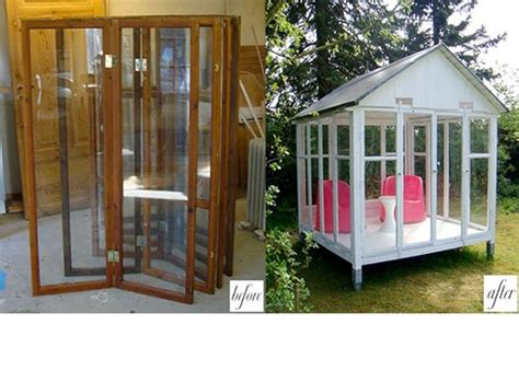 Old Windows To Detached Sunroom  Old Windows Pinterest