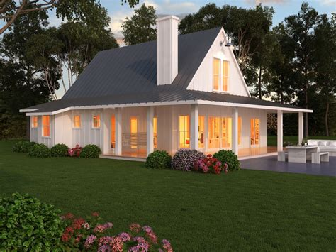 One Story Farmhouse Plans by Single Story Farmhouse House Plans Joanna Gaines Farmhouse