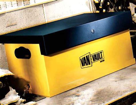 van vault mobi lock   lose  bedford  tool