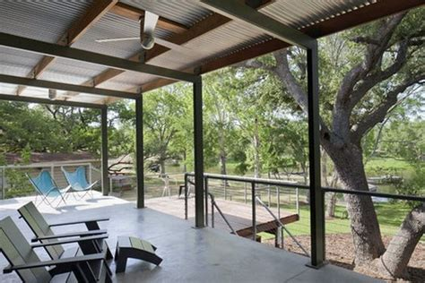 covered patios search and metal roof on
