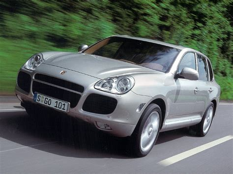 2002 Porsche Cayenne  Pictures, Information And Specs