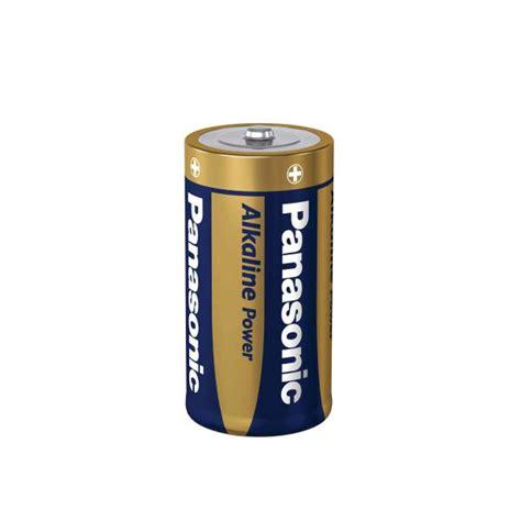 Panasonic Lr14apb  Size C  1,5v  Alkaline Power