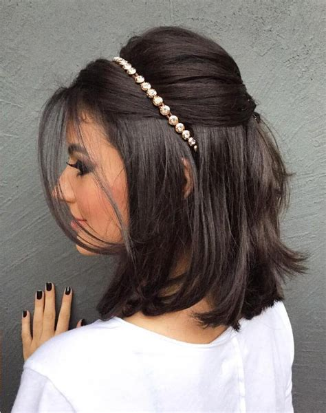 short wedding hairstyles     wow