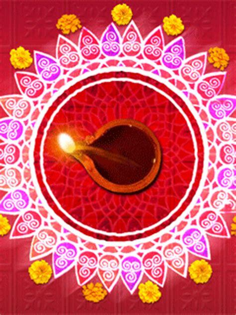 animated happy diwali rangoli wallpaper wallpaper
