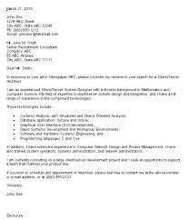 experience undergraduate architect cover letters resume