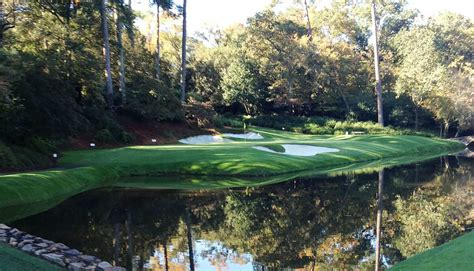 masters   critical ways augusta national  play differently  november  april