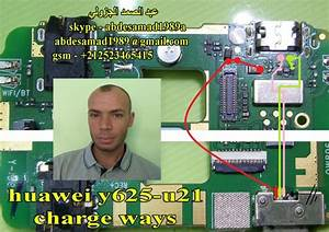 Huawei Y625 Charging Solution Jumper Problem Ways Charging Not Supported