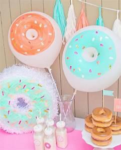 F A N Multiplus T : super cute donut balloons d o n u t s pinterest cumplea os fiestas y todo para fiestas ~ Bigdaddyawards.com Haus und Dekorationen