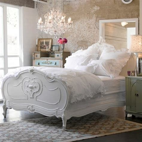 banc pour chambre à coucher les meubles shabby chic en 40 images d 39 intérieur