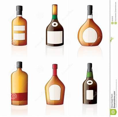 Bottles Clipart Bourbon Bottle Liquor Alcohol Cognac