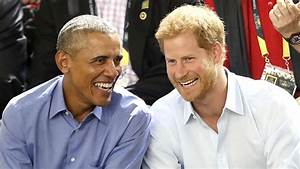 When Harry Met Barack: Obama Tells Prince About Life After ...