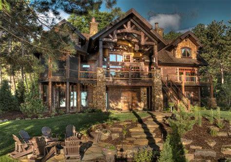 luxurious country house  rustic awe homesfeed