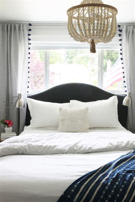 coastal cottage bedroom makeover  inspired room