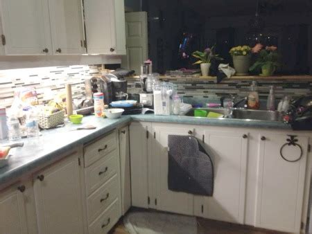 how to organize kitchen counter clutter how to declutter kitchen counters make it a habit 8769