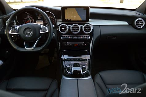 This car really impressed me with its blend of comfort and sportiness. 2015 Mercedes-Benz C300 4MATIC Review | Carsquare.com