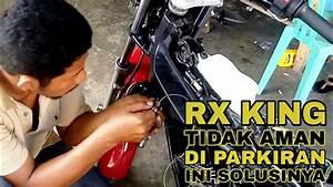 Hanya Modal 500 Rupiah  Untuk Kunci Kontak Rahasia Motor