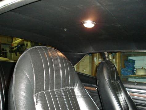 midwest auto tops upholstery  nova interior