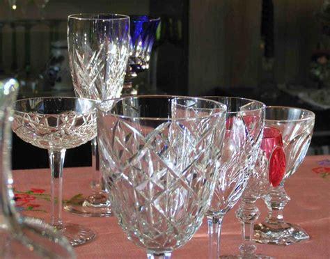 verre en cristal verres en cristal ancien