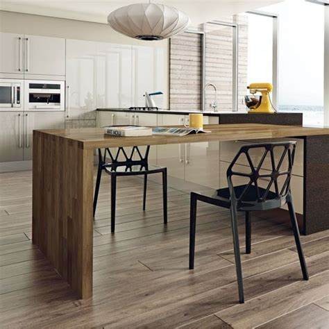 kitchen island table ideas modern kitchen with island table contemporary kitchen