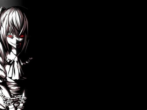 evil character anime touhou project wallpapers