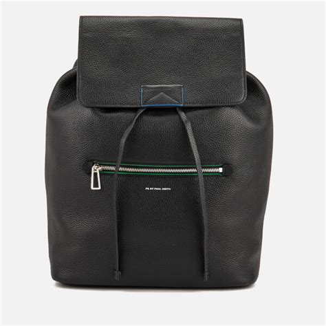 Ps By Paul Smith Cat Crossbody Bag ps by paul smith s sports grain backpack black