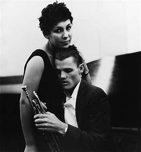 Chet Baker & his then girlfriend Liliane Rovère by William ...