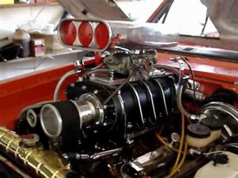 dodge charger rt blower  youtube