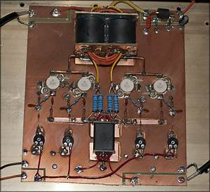 Mrf151 Hf Mosfet Amplifier