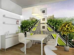 papier peint tendance et design les meilleurs modeles With couleur de peinture pour un couloir 13 50 photos avec des idees pour poser du papier peint intisse