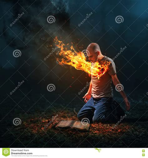 Burning The Past Southern Heat Book 3 by Burning And Bible Stock Photo Image Of Smoke