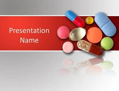 Pharmacology Powerpoint Templates Free Download