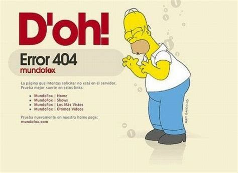 Best 404 Page by The Best Of 404 Error Pages Cool Pictures