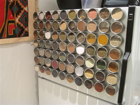 Cool Spice Rack Ideas by Magnetic Spice Jars Pictures Photos And Images For
