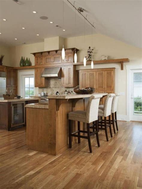 inspiring kitchen paint colors ideas  oak cabinet