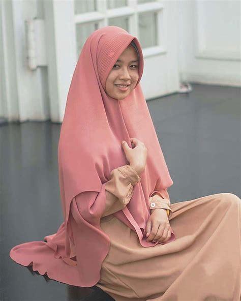 model hijab alila khimar syari instagram terbaru